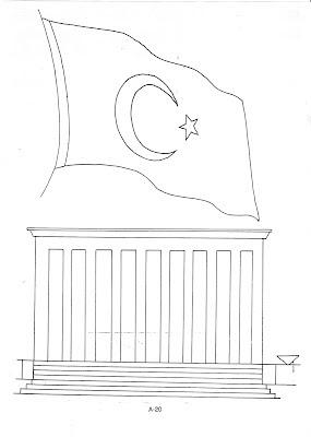 Okulöncesi Etkinlik Paylaşim Atatürk Ile Ilgili Sanat