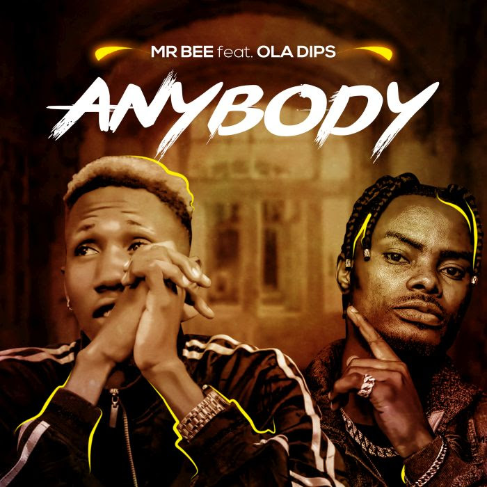 [KL Music] Mr Bee Ft. Oladips – Anybody (Prod. By Mansa Jabulani)