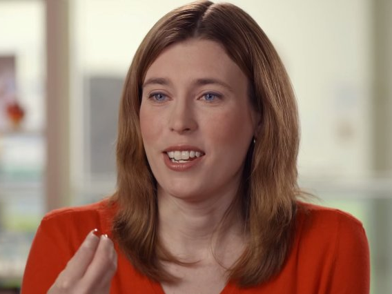 No. 4: Google's Jen Fitzpatrick