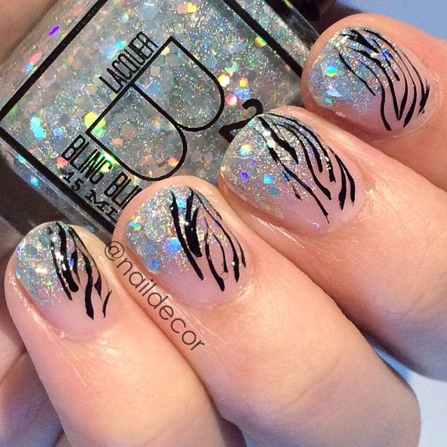 Instagram photo by naildecor  #nail #nails #nailart