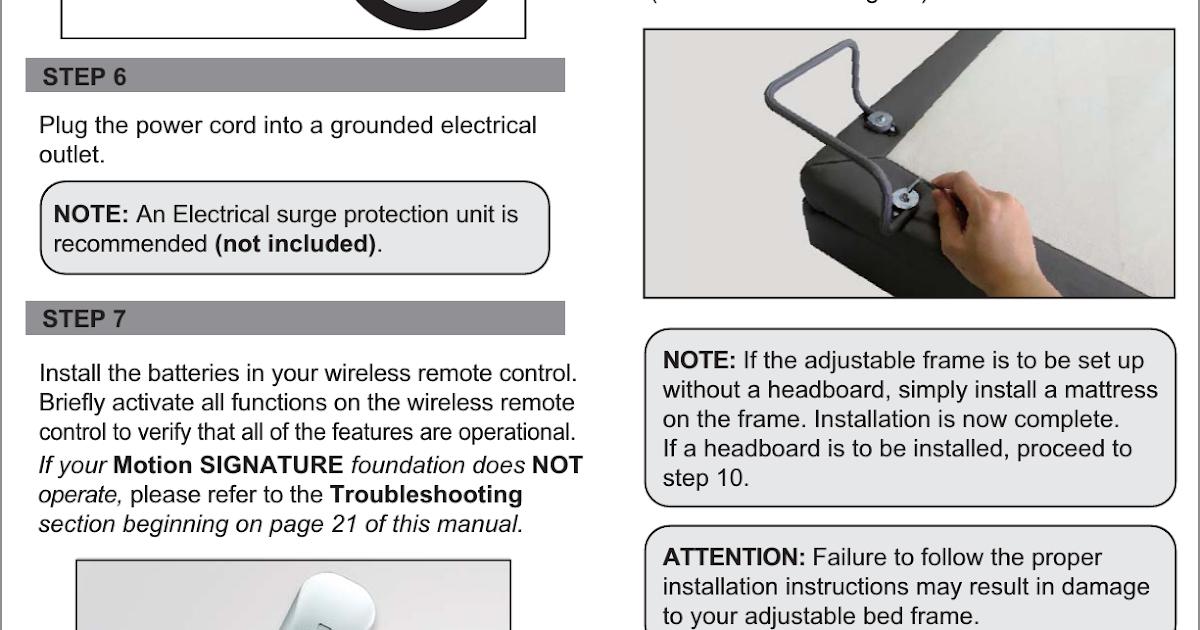 2 Inspirational Zinus Platform Bed Assembly Instructions Pdf