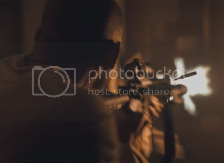 M4 shootin blanks