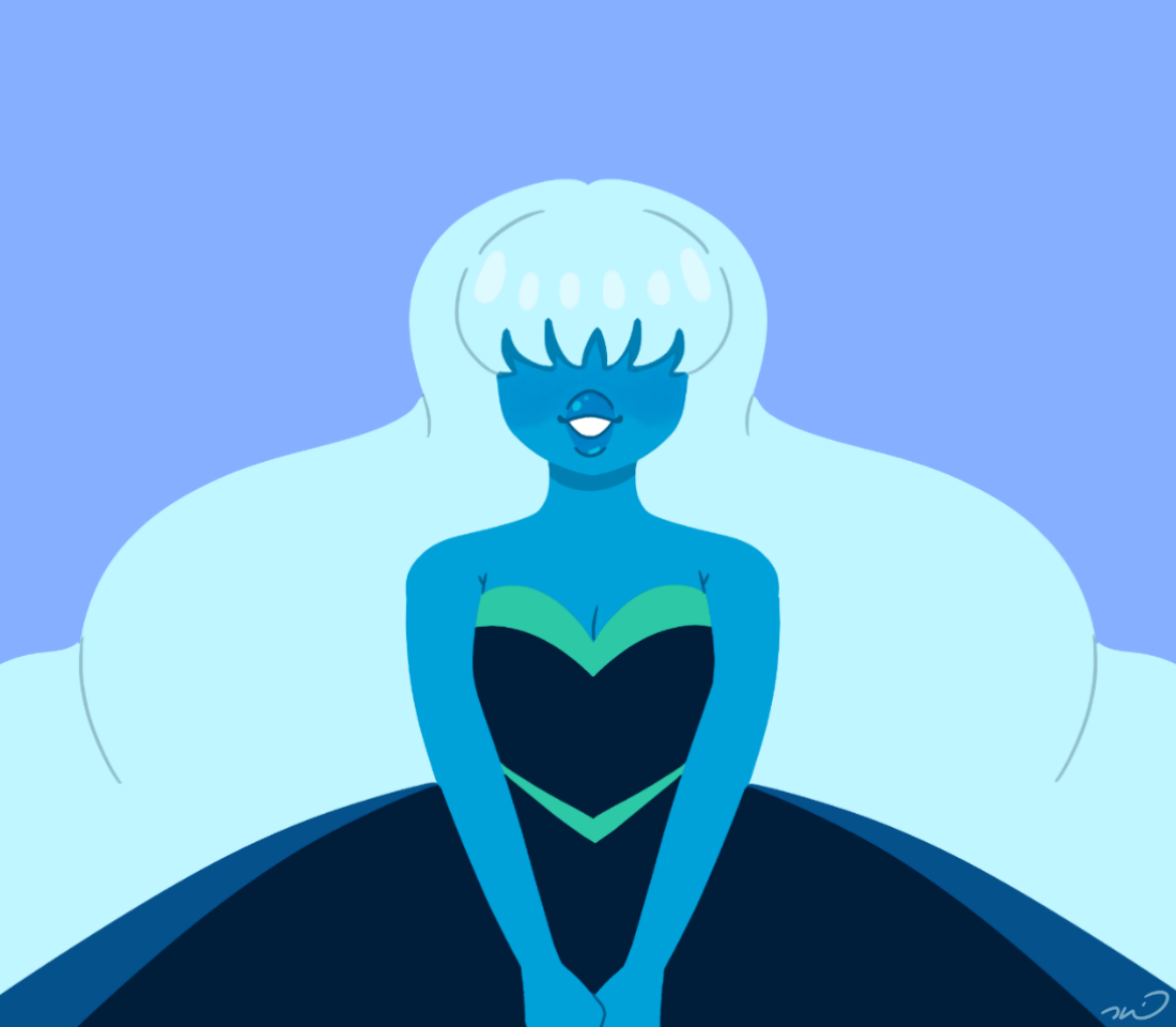 A royal Sapphire