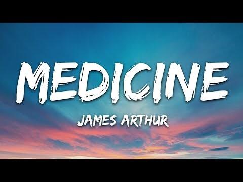 James Arthur - Medicine (Lyrics)