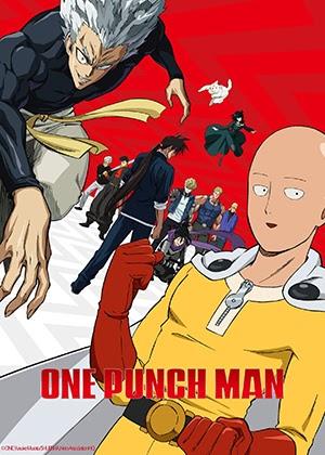 One Punch Man 2nd Season [12/12] [HDL] [Sub Español] [MEGA]