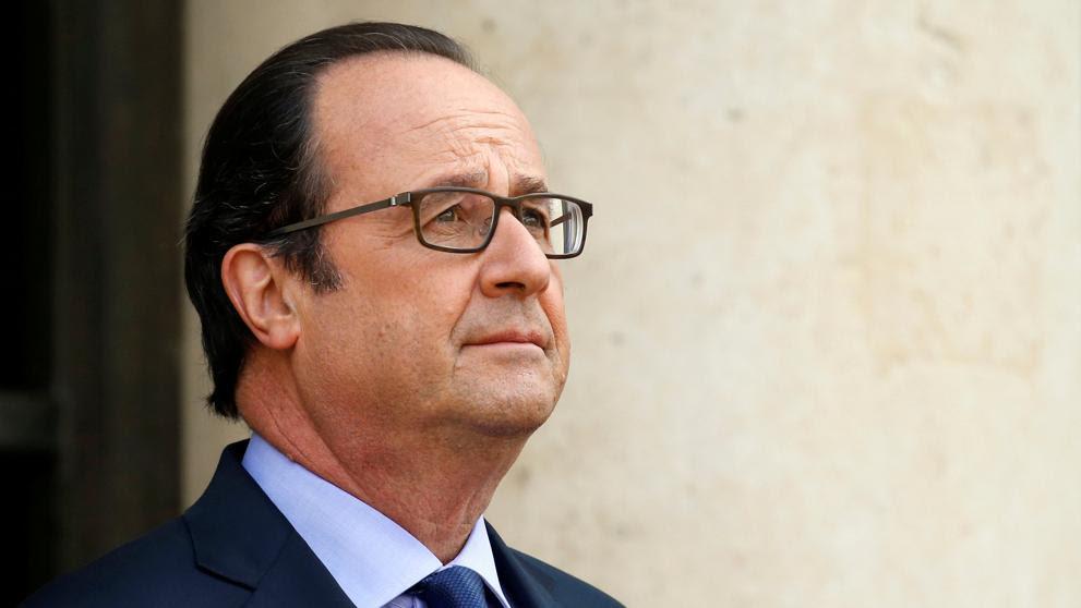 El peluquero de Hollande cobra casi 10.000 euros al mes