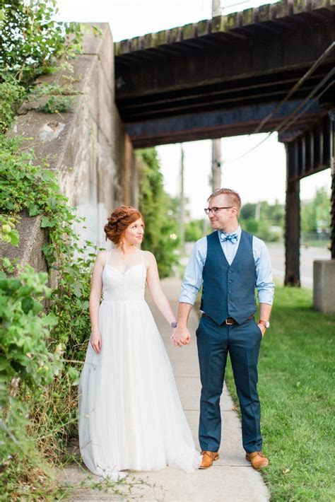 Kellene & William :: The Cheney Place :: Grand Rapids