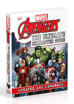 Marvel's The Avengers The Ultimate Character Guide