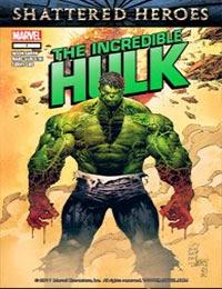 The Incredible Hulk 2011 Comic