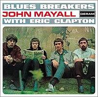 With Eric Clapton album cover