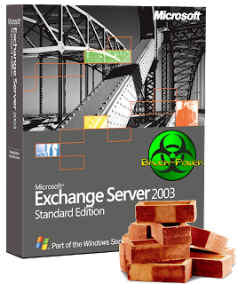 exmerge brick backup microsoft exchange