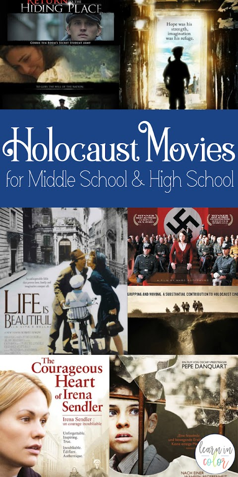 Best Holocaust Films Of All Time