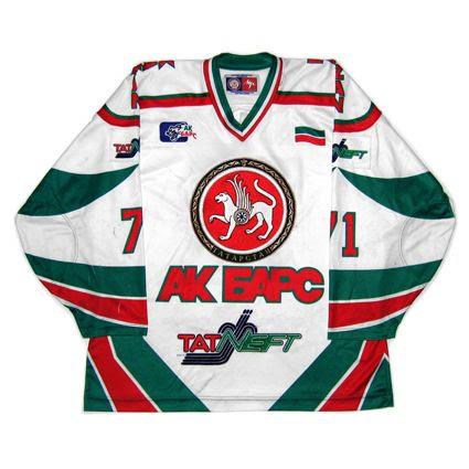 Russia Ak Bars Kazan 2004-05 GW jersey photo Russia Ak Bars Kazan 2004-05 GW F.jpg