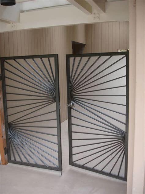 steel gate home decor  pinterest wrought iron