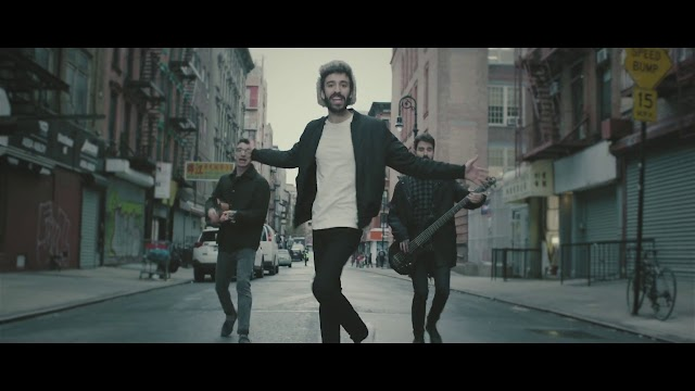 Sober Up Lyrics - AJR