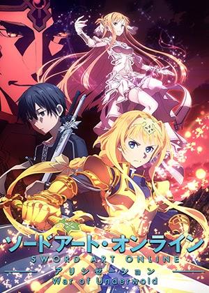 Sword Art Online: Alicization - War of Underworld [12/12] [HD] [Sub Español] [MEGA]