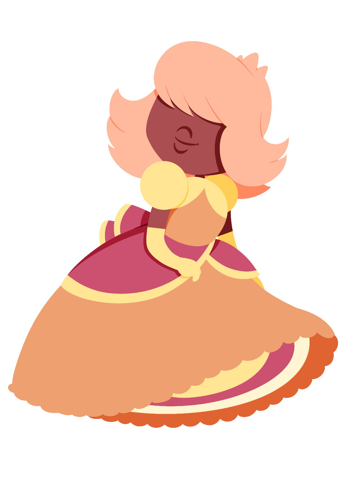 """Padparadscha"" Commission For @yummerbummer"