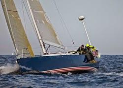 J/122 cruiser-racer sailboat-  sailing offshore