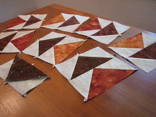 Hand-piecing project #2