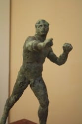 Greek Pankratiast ()