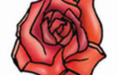 Single Rose Tattoos Designs Tattoos Designs Ideas