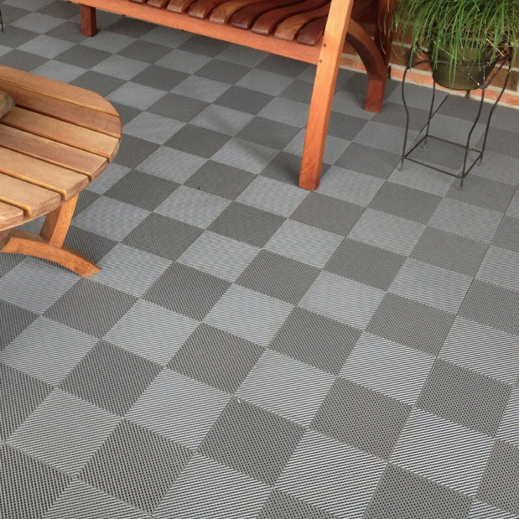 Rubber Patio Tiles Protect And Serve The Garden And Patio Home Guide