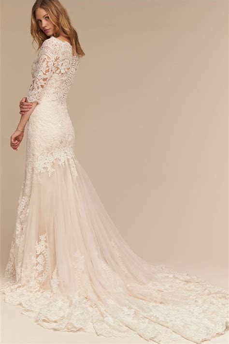 BHLDN Leigh Gown in Bride Wedding Dresses   BHLDN   ?MERRY