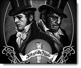 Dr. Henry Jekyll and Mr. Edward Hyde