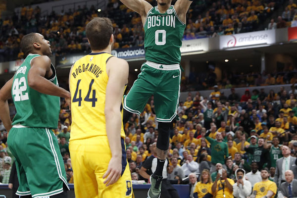 0b2d136c9 Lack of playmaking late sends Pacers into offseason as Celtics complete  sweep