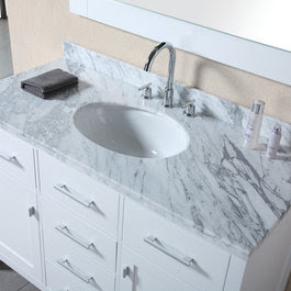 Bathroom Storage and Vanities