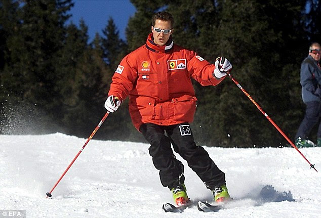 Schumacher's current condition is not known, with members of his inner circle stating it is a private matter