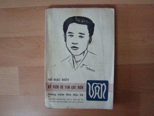 Tạp chí Văn, số 73-74 đặc biệt tưởng niệm Hàn Mặc Tử, tháng 1 năm 1967
