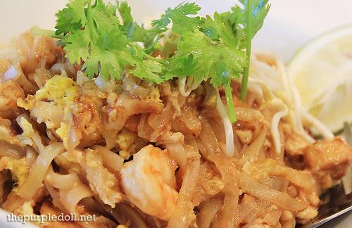 Shrimp Pad Thai P185