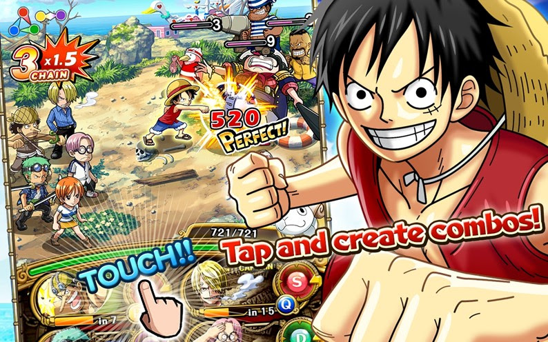 One Piece: game para Android e iOS não é mais exclusivo do Japão [vídeo]
