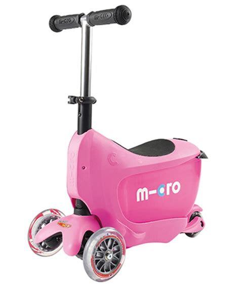 micro mini   pink deluxe scooter brainboxcomtr
