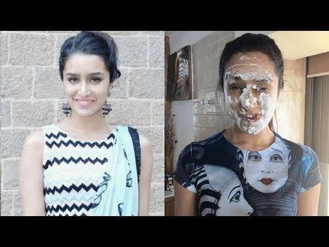 Shraddha Kapoor's Beauty Tips You Should Definitely Know skin whitening home remedies
