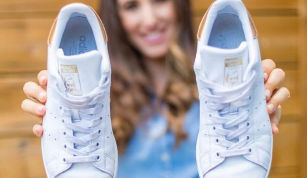 Beyaz Ayakkabı Evde Nasıl Temizlenir Ve Parlatılır Pratik