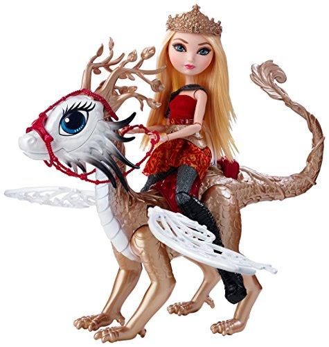 EAH Apple White Doll and Braebyrn Dragon