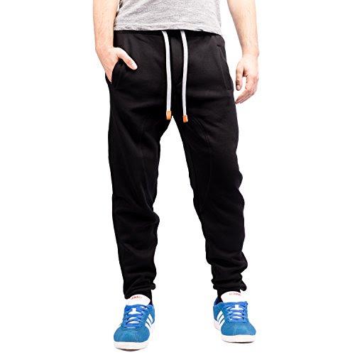 f5d6d81cb02feb Herren MOIKA Herren Sweathose TripPant Sweatpants Jogginghose Sporthose  Training Hose mit Kordel Regular Fit