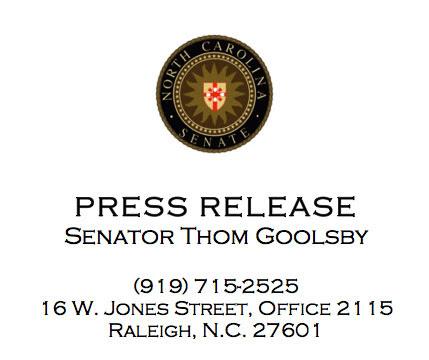 NC Senate Seal