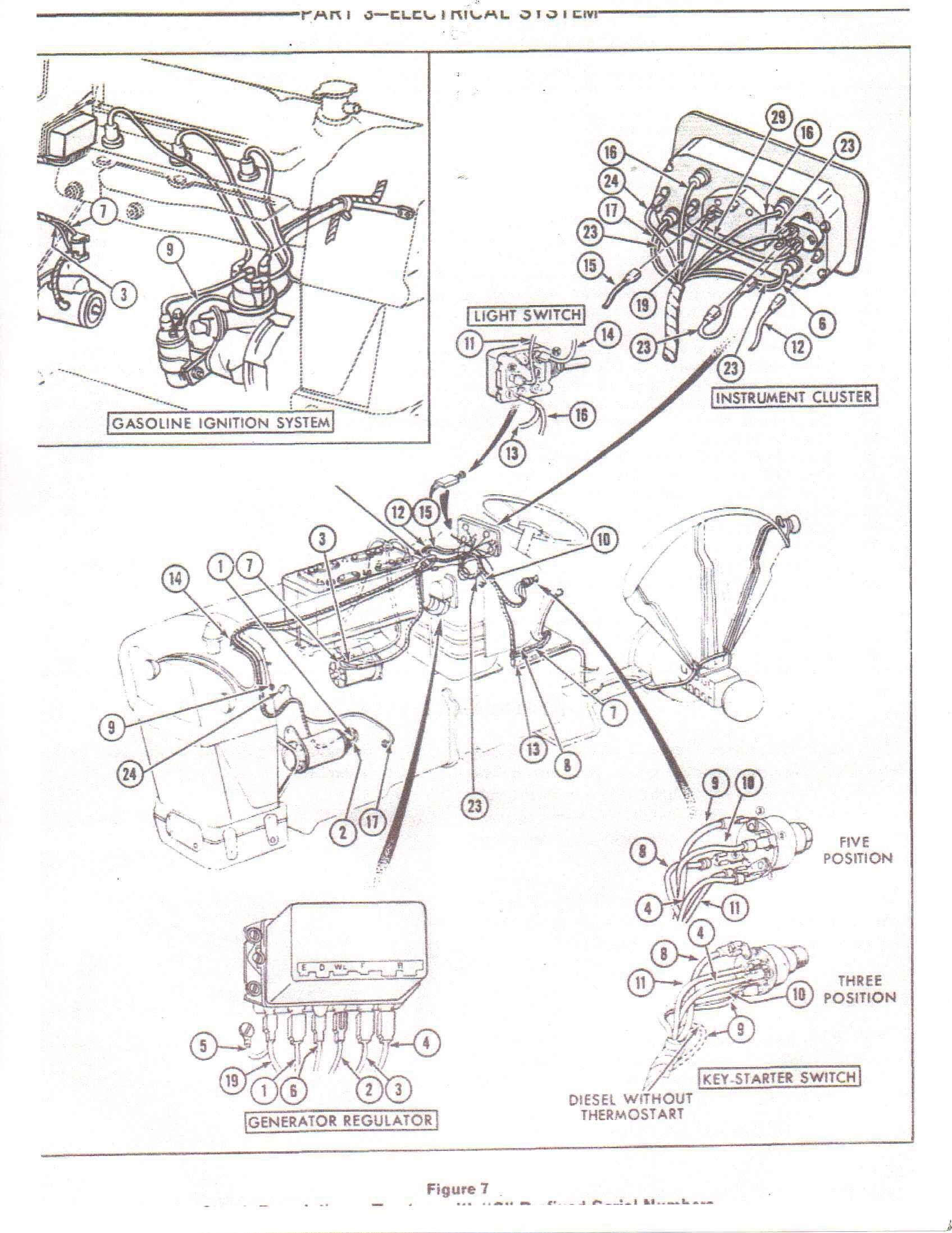 7600 Ford Tractor Electrical Wiring Diagram - Wiring Diagram Networks | Ford New Holland Wiring Diagram |  | Wiring Diagram Networks - blogger