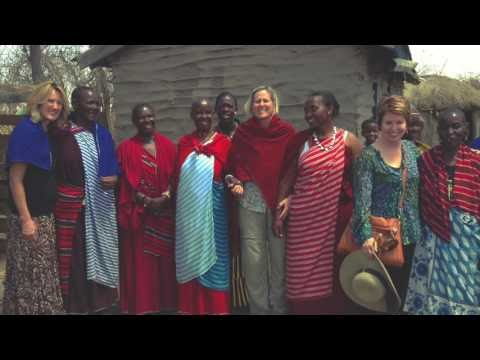 MORNING DRIVE: Betsy King and Golf Fore Africa Bringing Clean Water to Rural Villages