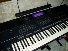 GS1000 synthesizer