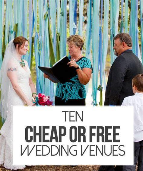 Best 25  Free wedding venues ideas on Pinterest   Wedding