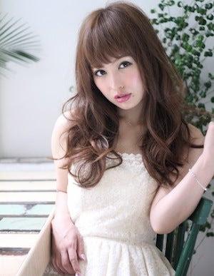 ヘアカタログ ロング カラー - ロング・スーパーロングのヘアスタイルギャラリー Rasysa(らしさ)
