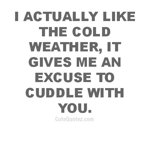 Cold Weather Quotes Tumblr Traffic Club