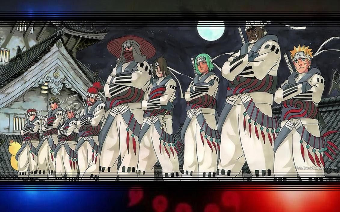 Download 47 Wallpaper Jinchuriki Naruto Paling Keren