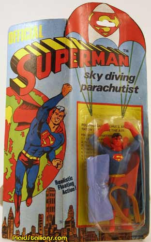 AHI superman parachute