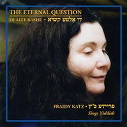 Fraidy Katz 'The Eternal Question' Album Cover