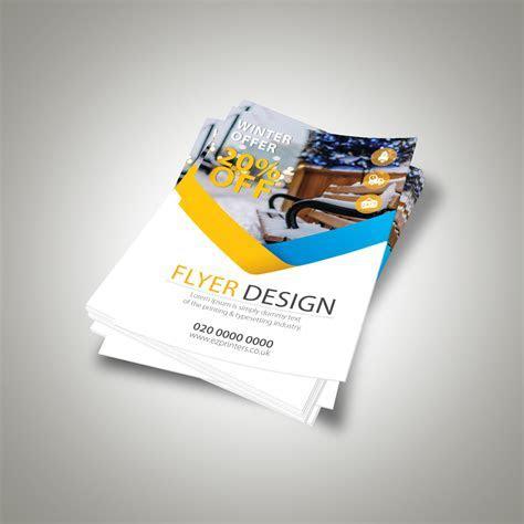 A5 Flyers & Leaflets Printing London   ez printers